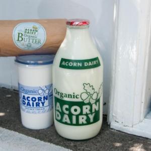 Organic Dairy & Eggs