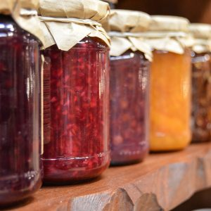 Jams, Preserves & Spreads