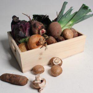 Organically Grown Fruit & Veg Box Subscription