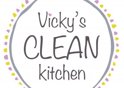 vicky's logo
