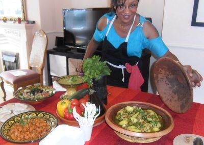 Moroccan Food CUlture - nadia